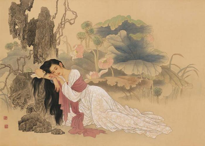 Рисунки В Японском Стиле